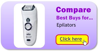 Compare epilators to find the best