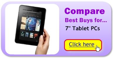 Compare 7 Inch Tablet PCs