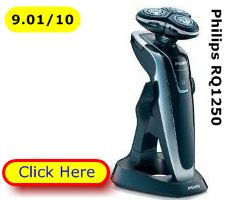 Philips RQ1250 top 10 electric shaver