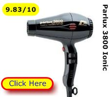 Parlux 3800 ionic hair dryer