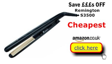 Remington S3500 likely cheaper + free delivery