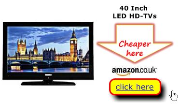 Top 40 Inch TVs cheaper here
