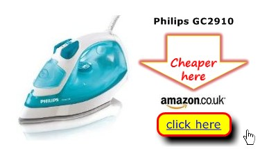 Philips GC2910 is likely cheaper here