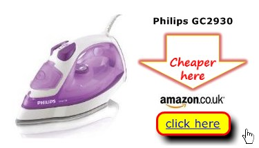 Philips GC2930 probably cheaper here