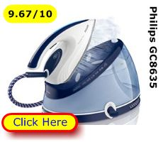 Philips GC8635 Generator Steam Iron
