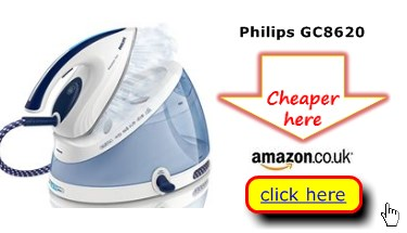 Philips GC8620 probably cheapest here