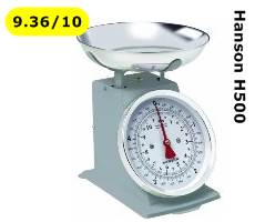 Hanson H500 mechanical food scales