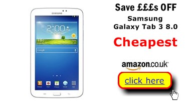 Samsung Galaxy Tab 3 cheaper here