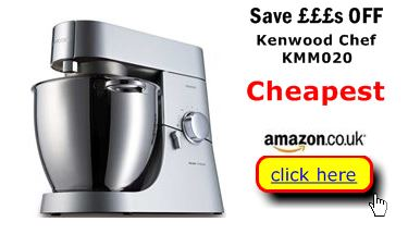 Kenwood Chef KMM020 cheaper here