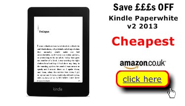 Kindle PaperWhite Version 2 Cheaper here