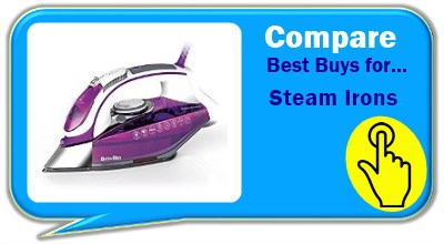 Compare Best Buys For Steam Irons
