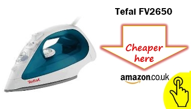 Tefal FV2650 Likely Cheapest Here