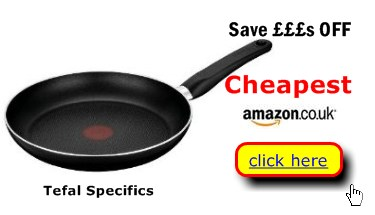 Tefal Specifics griddle pans at low prices here