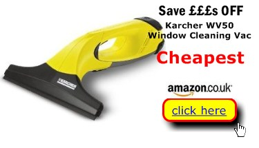 Karcher WV50 probably cheapest here